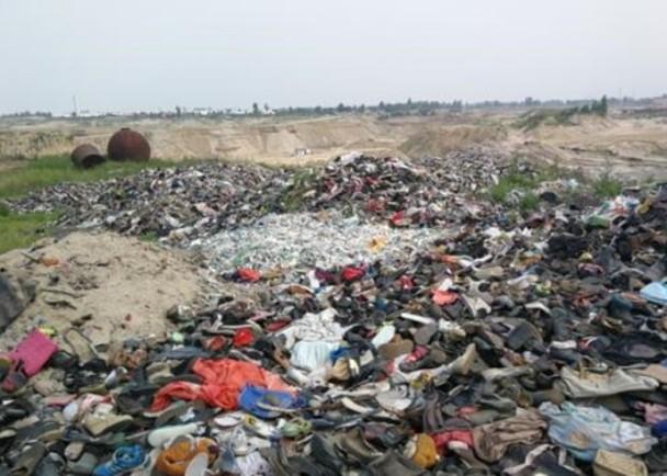 河北河堤現3公里垃圾帶 「河長制」被批如虛設 即時新聞 大陸 on.cc東網