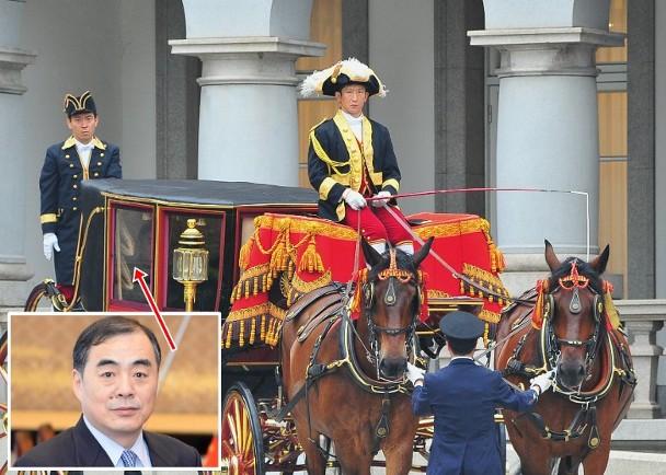 新任駐日大使赴日本皇宮 向德仁遞交國書|即時新聞|兩岸|on.cc東網