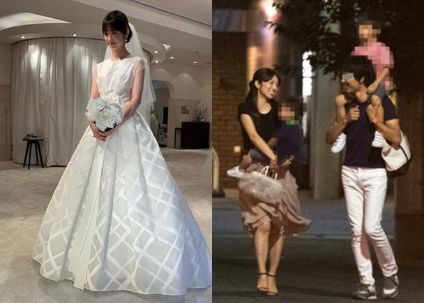 再婚半年 幸福人妻小倉優子影婚紗照|即時新聞|東網巨星|on.cc東網