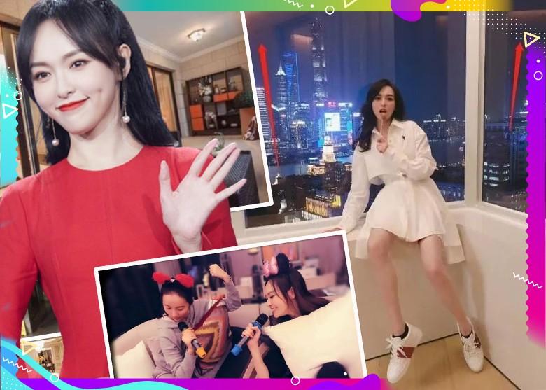 羅晉打造K房冧妻 唐嫣上海8千萬豪宅曝光 即時新聞 繽FUN星網 on.cc東網