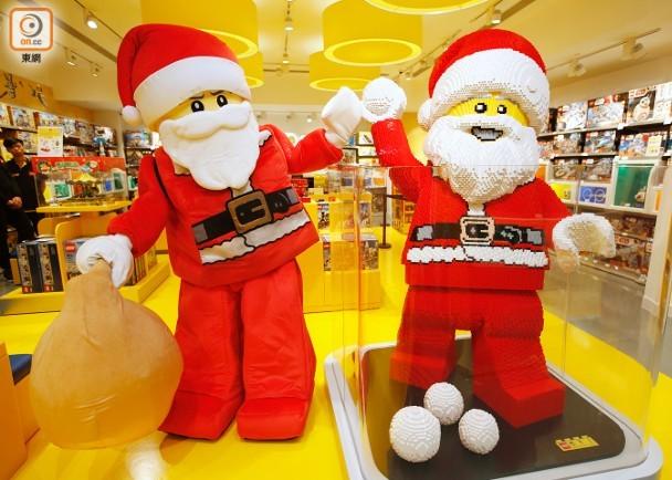 第3間LEGO專門店下周沙田開張 AR都有得玩! 即時新聞 財經 on.cc東網