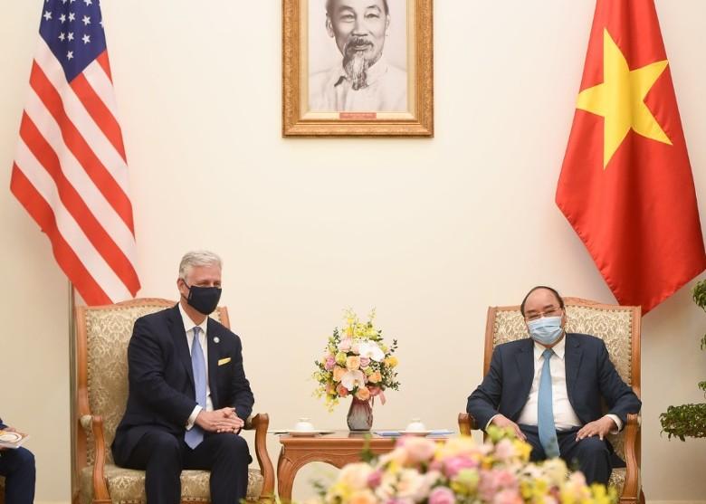 美國安顧問訪越南 促禁轉運中國貨避免美國關稅 即時新聞 國際 on.cc東網