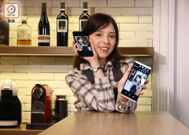 攝力火拼 LG V20 vs iPhone 7 Plus|即時新聞|生活|on.cc東網