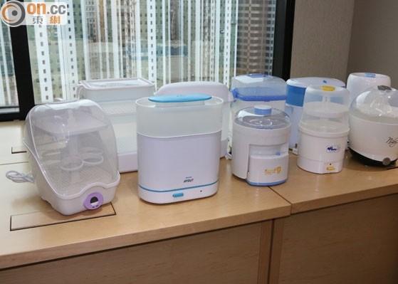 4款奶瓶消毒機不符安全測試 機電署籲停用 即時新聞 港澳 on.cc東網