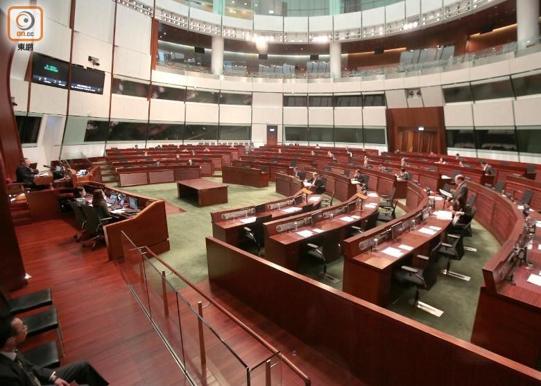 立法會換屆選舉定9月4日舉行 - 東網即時