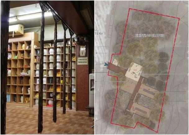 長洲黃維則堂申綠化帶建龕場 提供300龕位|即時新聞|港澳|on.cc東網