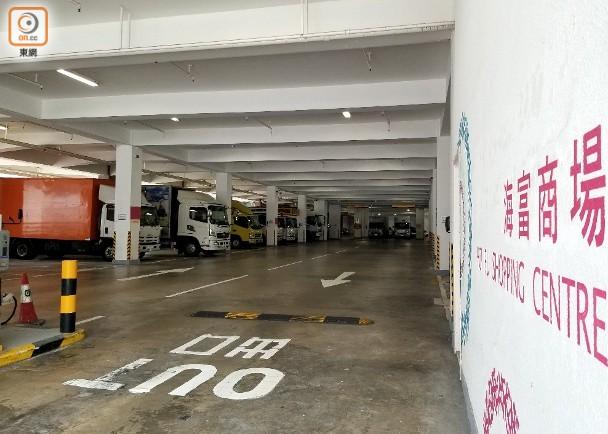 不滿領展車場加租 海富苑車主發起汽車遊行|即時新聞|港澳|on.cc東網