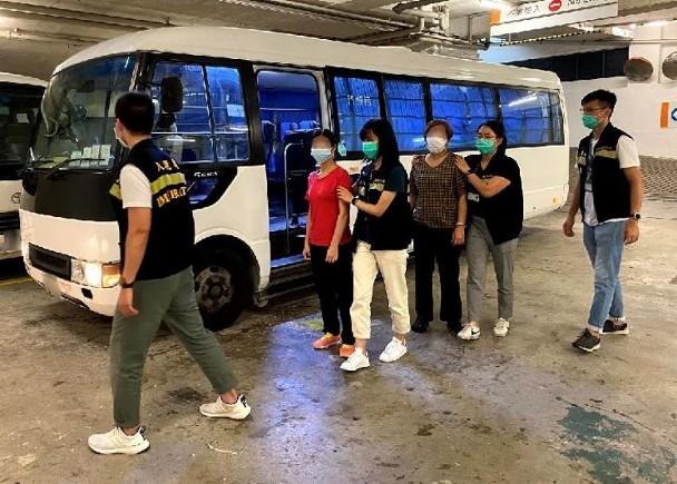 入境處嚴打黑工兩日拘16人 4人涉持偽造身份證|即時新聞|港澳|on.cc東網