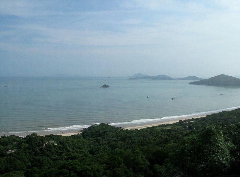 上長沙泳灘   港生活 - 尋找香港好去處