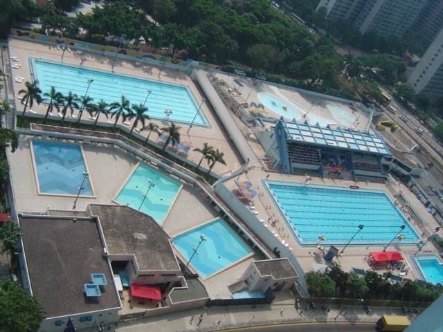 摩士公園游泳池 | 港生活 - 尋找香港好去處