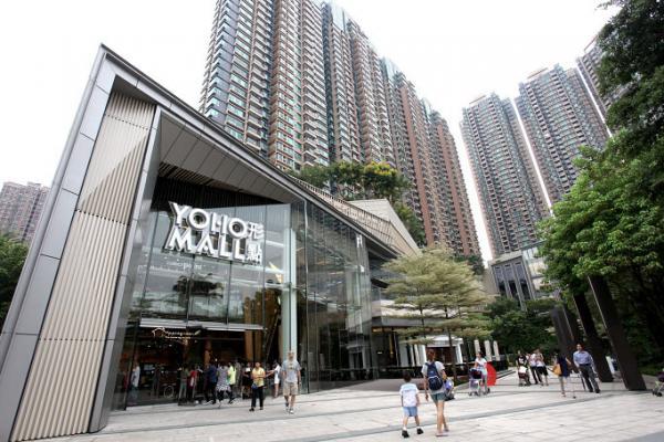 元朗Yoho Mall 7.21全面開幕 逾30間新店曬冷 | 港生活 - 尋找香港好去處