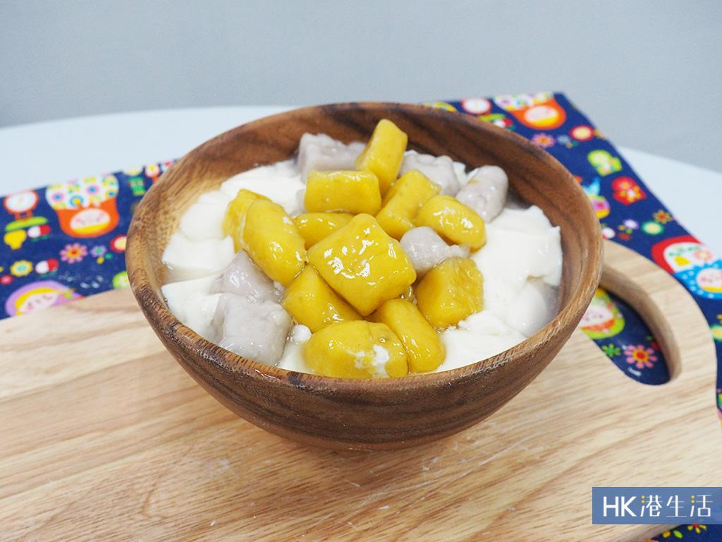 自家製臺式甜品第一彈:芋圓+地瓜圓豆腐花 | 港生活 - 尋找香港好去處