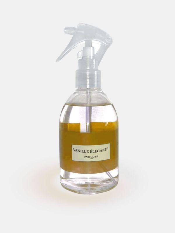 Spray désodorisant – Vanille Élégante