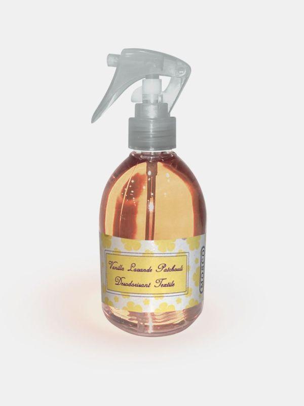 Spray désodorisant – Vanilla Lavande Patchouli