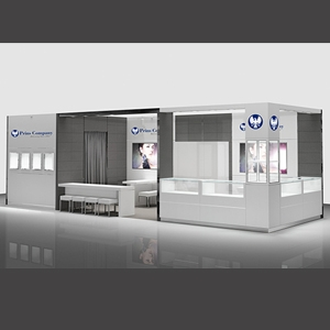 Exhibition Booth & Store Fixtures | Besty Display