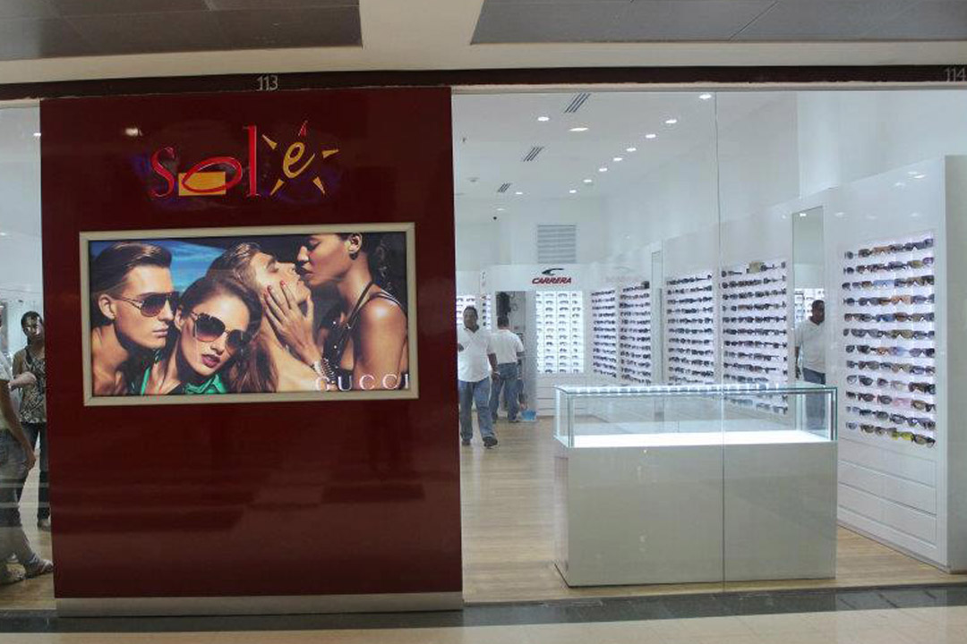Sunglasses Store Design- Sole |Besty Display