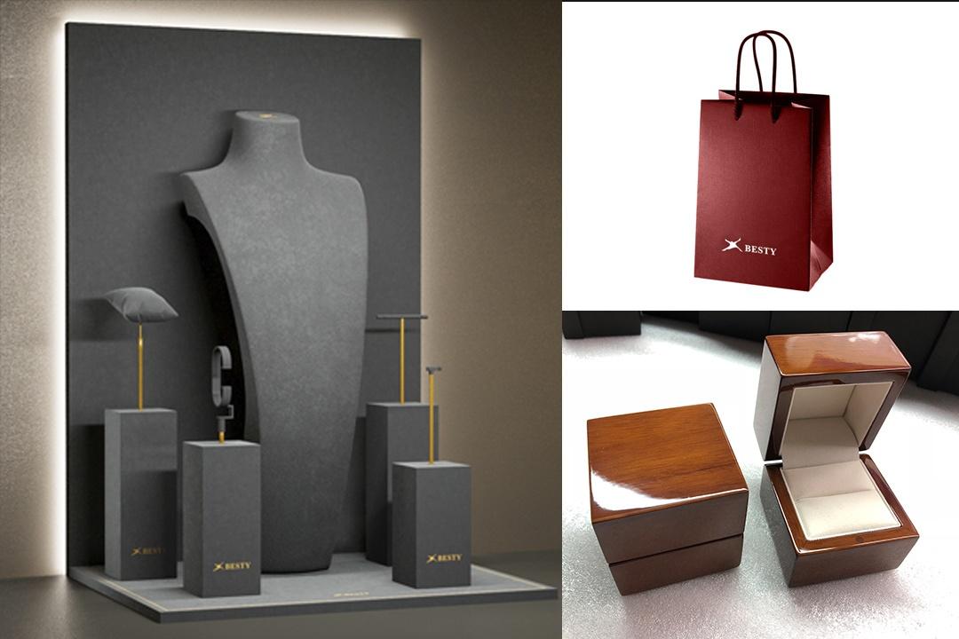 Displays & Packages   Store Fixtures & Retail Displays