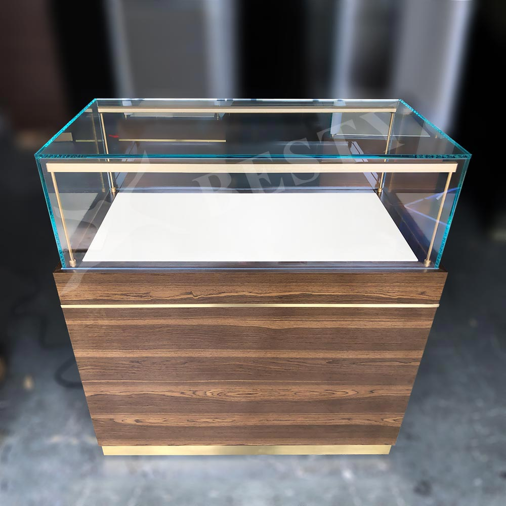 Counter with Showcase | Besty Display