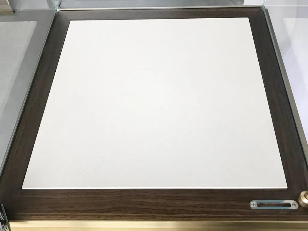 S-02 PU Leather Display Board   Besty Display