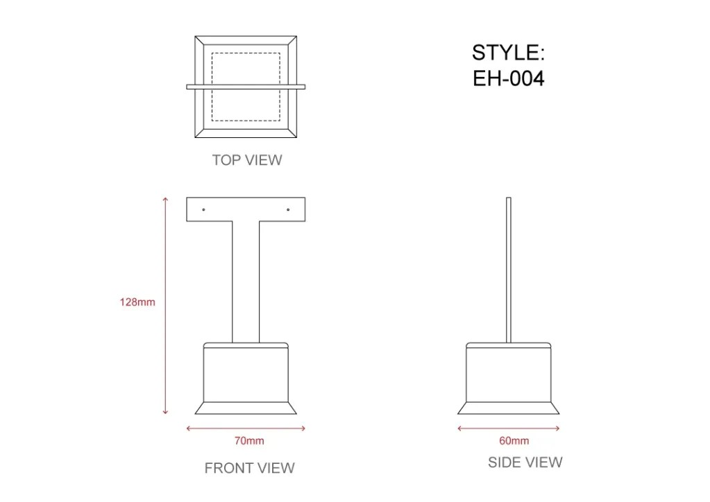 EH-004 Technical File Measurement   Besty Display