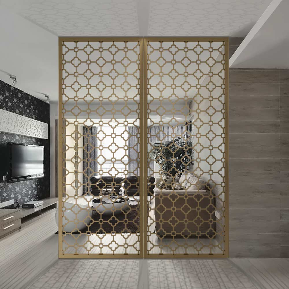 Metal Partition Wall | Besty Display