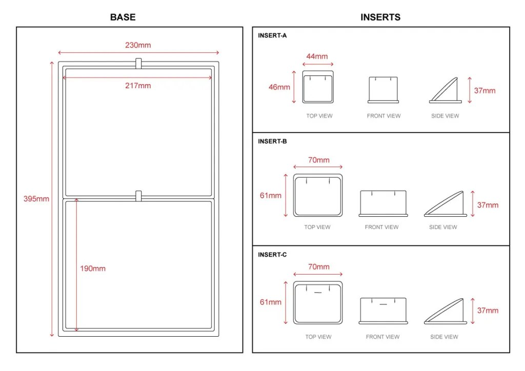 TR-0004 Technical File Measurement | Besty Display