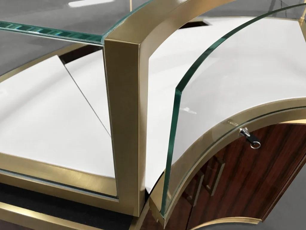 MT-36 Sliding Drawer Detail | Besty Display