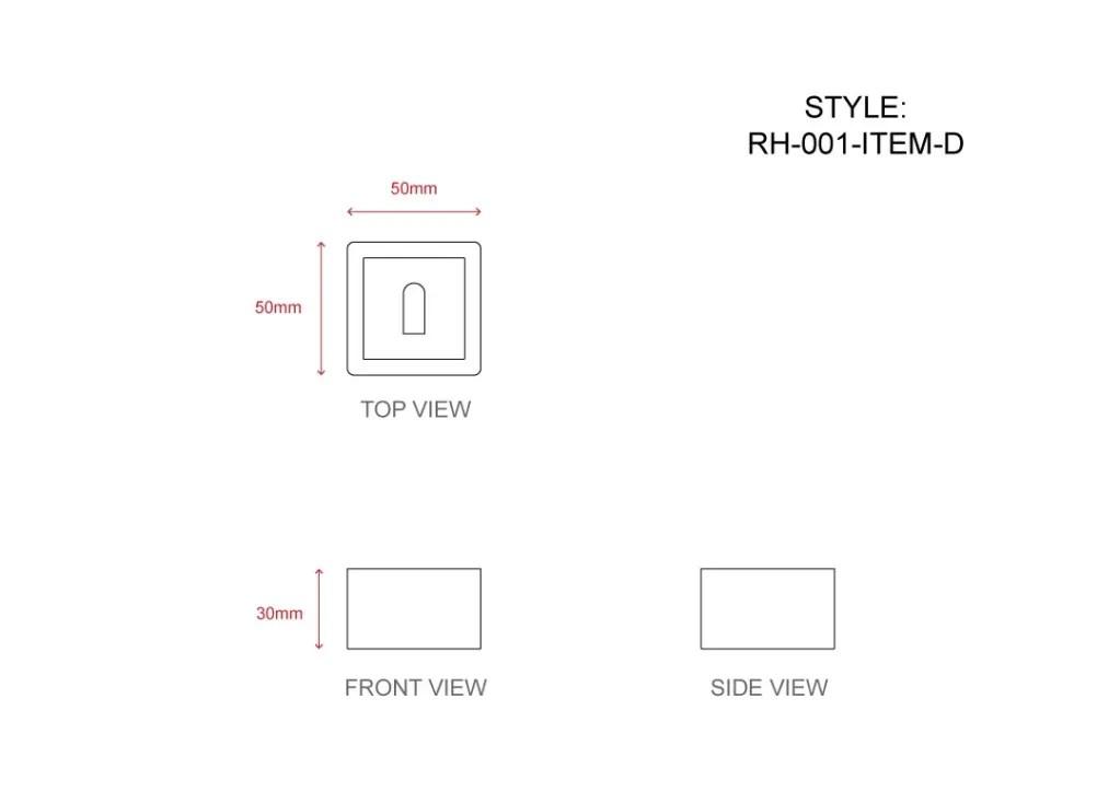 RH-001 Item D Technical File Measurement   Besty Display