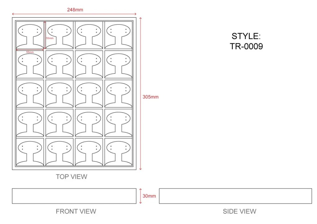 TR-0009 Technical File Measurement | Besty Display