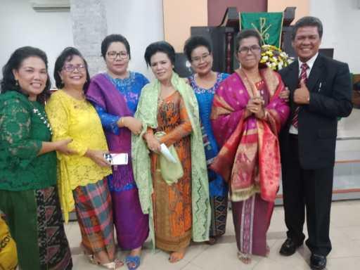 Suasana Pesta Bona Taon PPD Deboskab 2019