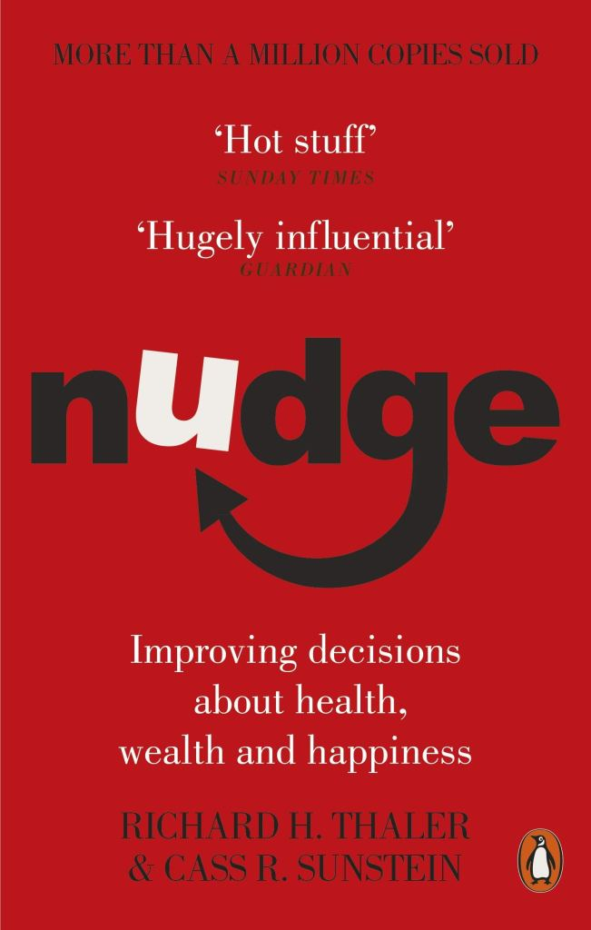 English SBA Book Recommendation - Nudge
