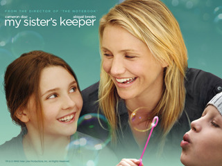 英文SBA電影推薦 DSE English SBA Movie Film Review - My Sister's Keeper