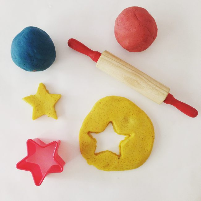 Gluten-Free Play Dough Recipe