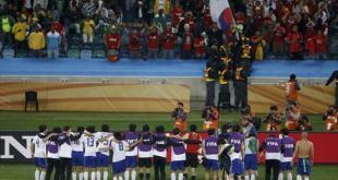 التانجو الأرجنتيني برفقة الكوريين الجنوبيين للدور الثاني