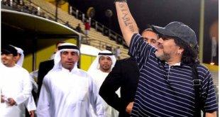 مارادونا مدرباً للوصل الإماراتي