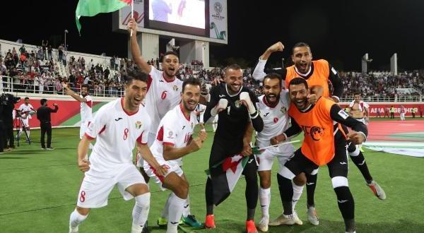 الفيفا تدعو الأردن لبطولة كأس العرب