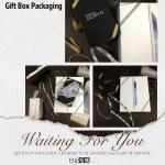 Gift Packaging Elastic Tape