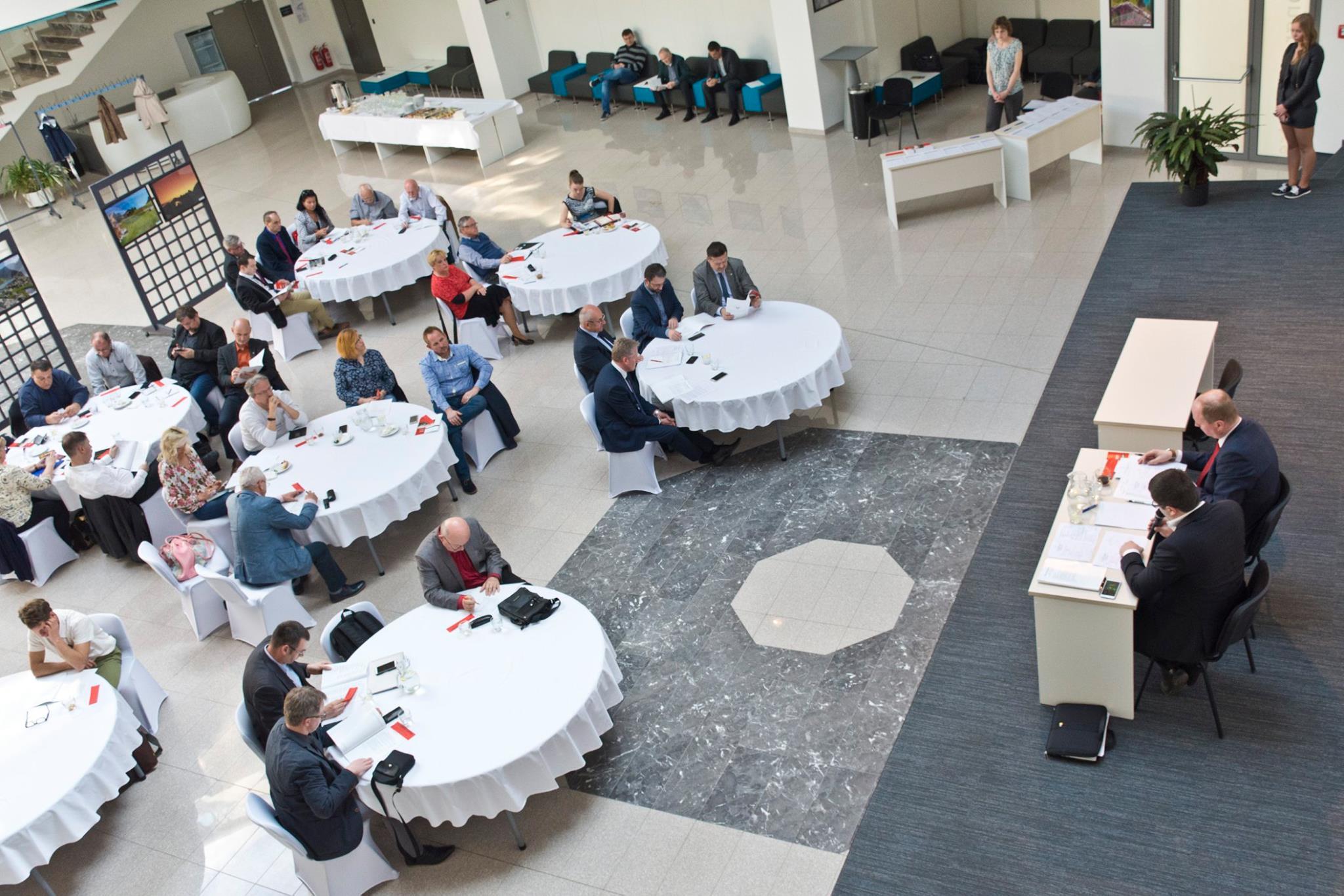 Okresní hospodářská komora Olomouc nově v BEA campusu Olomouc