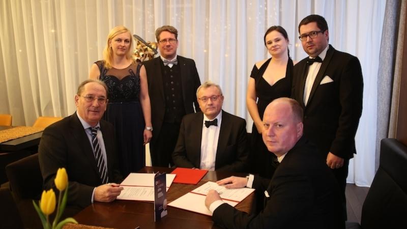 Hospodářská komora bude spolupracovat s Moravskou vysokou školou Olomouc