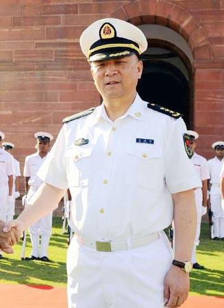 中國海軍四化艦長將領領航 清一色科班出身