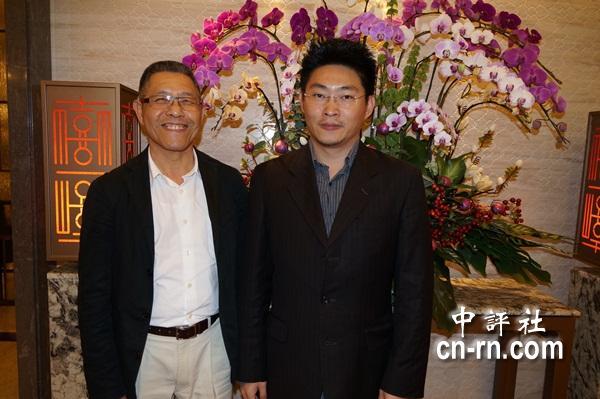 中國評論新聞:蕭景田有兒接棒 蕭延青30歲步入政壇