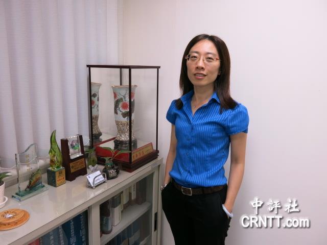 中國評論新聞:謝長廷女弟子袁秀慧 黨產大巨蛋案左右開弓
