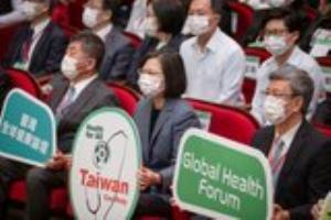 蔡英文:3家疫苗獲準第一期臨床試驗 盼加速