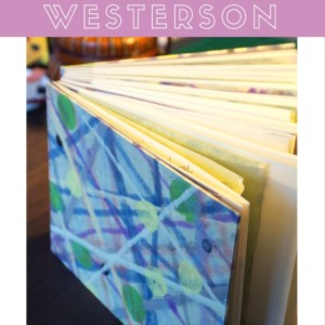 Inside the Studio with Krist Westerson