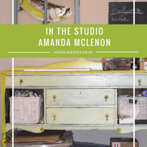 In the Studio with Amanda McLenon