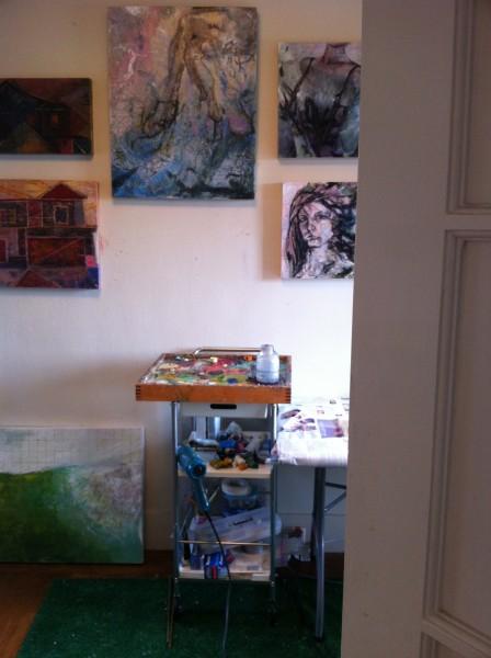 studio enter