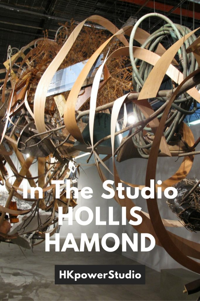 Hollis Hamonds Installation Art