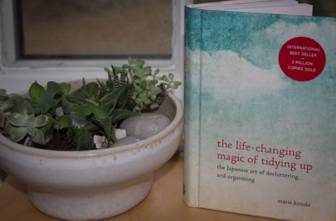 Review of The Life-Changing Magic of Tidying Up
