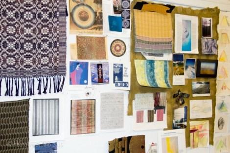 Weaver Selinde Lanier's Studio Sneak Peek:IMG_6494