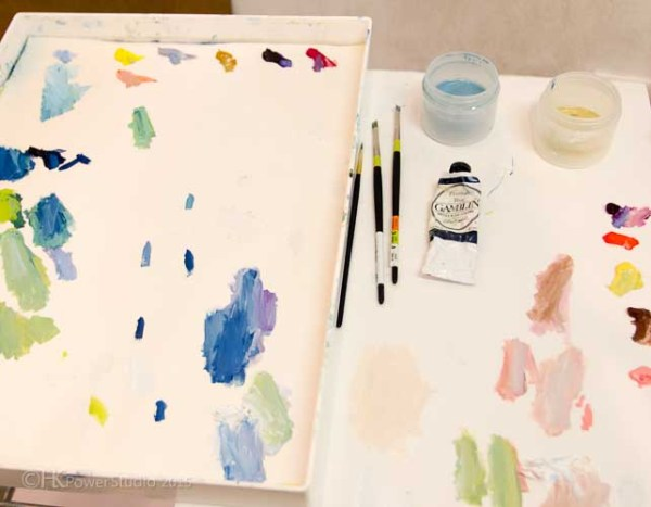 Whitney Kreb-Paiters Palette